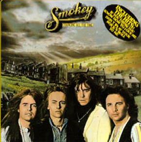 Albumcover Smokie - Changing all The Time