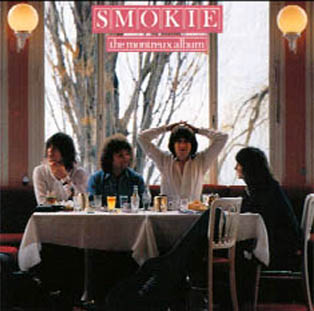 Albumcover Smokie - The Montreux Album