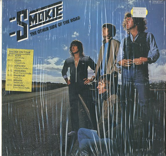 Albumcover Smokie - The Other Side of The Road