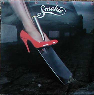 Albumcover Smokie - Solid Ground