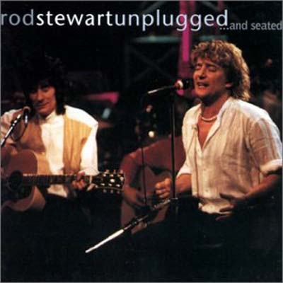 Albumcover Rod Stewart - Unplugged (Live)