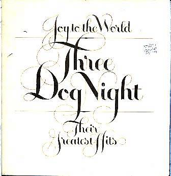 Albumcover Three Dog Night - Joy To the World - Their Greatest Hits