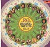 Cover: Various Artists of the 70s - Various Artists of the 70s / 20 Original Top Hits Vol. 2