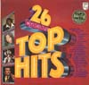 Cover: Various Artists of the 70s - Various Artists of the 70s / 26 Original Top Hits (DLP)