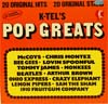 Cover: k-tel Sampler - k-tel Sampler / Pop Greats 20 Original Hits