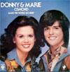 Cover: Donny & Marie Osmond - Donny & Marie Osmond / Make The World Go Away