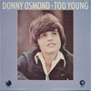 Cover: Donny Osmond - Donny Osmond / Too Young