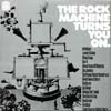Cover: CBS Sampler - The Rock Machine Turns You On