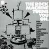 Cover: CBS Sampler - CBS Sampler / The Rock Machine Turns You On