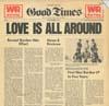 Cover: Eric Burdon - Eric Burdon / Love Is All Around (War featuring Eric Burdon)