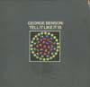 Cover: George Benson - George Benson / Tell it Like It Is