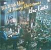 Cover: Cats, The - We Wish You A Merry Christmas