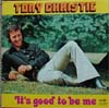 Cover: Tony Christie - It´s Good To Be Me