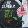 Cover: Covington, Julie - Don´t Cry For Me Argentina / Rainbow High