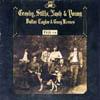 Cover: Crosby, Stills & Nash - Crosby, Stills & Nash / Deja Vu
