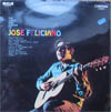 Cover: Feliciano, Jose - The Voice and Guitar of Jose Feliciano