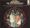 Cover: The 5th Dimension - The 5th Dimension / The Age Of Aquarius