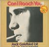Cover: Goldbird, Jack - Can I Reach You / Take a Look