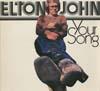 Cover: Elton John - Elton John / Your Song