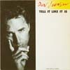 Cover: Don Johnson - Don Johnson / Tell It Like It Is / Angel City /Heartbeat