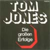 Cover: Tom Jones - Tom Jones / Tom Jones (Amiga LP)