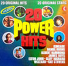 Cover: k-tel Sampler - 20 Power Hits