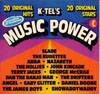 Cover: k-tel Sampler - k-tel Sampler / Music Power