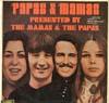 Cover: The Mamas & The Papas - The Mamas & The Papas / Papas & Mamas Presented By The Mamas and Papas