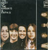 Cover: Mamas & The Papas, The - The Best Of The Mama´s & Papa´s