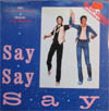 Cover: McCartney, Paul und Michael Jackson - Say Say Say
