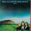 Cover: Wings - Paul McCartney und Wings (Amiga LP)