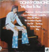 Cover: Donny Osmond - Donny Osmond / My Best To You