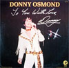 Cover: Donny Osmond - Donny Osmond / To you With Love, Donny