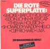 Cover: Various Artists of the 70s - Die rote Superplatte