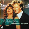 Cover: Rod Stewart - It Takes Two (mit Tina Turner)Extended Remix)/Hot Legs (Live)