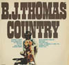 Cover: Thomas, B.J. - B. J. Thomas Country
