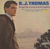 Cover: Thomas, B.J. - Sings for Lovers and Losers