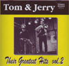 Cover: Tom & Jerry - Tom & Jerry - Their Greatest Hits Vol. 2