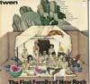 Cover: Various Artists of the 70s - The First Family of Rock (Twen DLP)