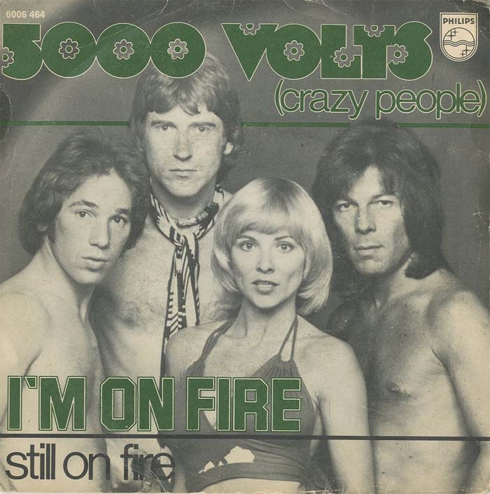 Albumcover 5000 Volt - I´m On Fire / Still on Fire