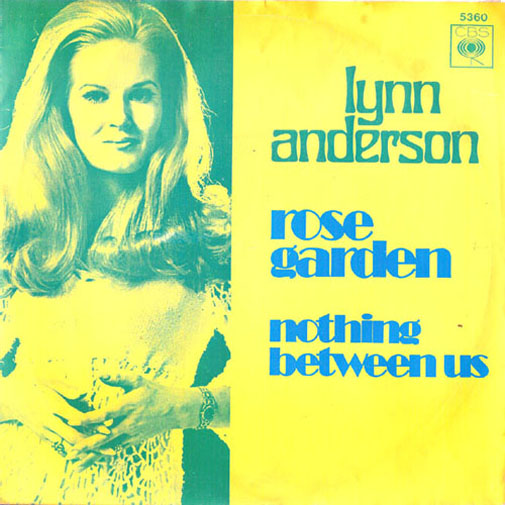 Albumcover Lynn Anderson - Rose Garden  / Nothing Between Us