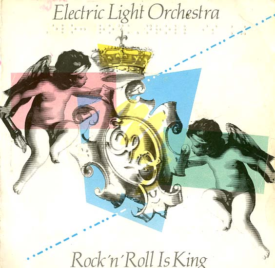 Albumcover Electric Light Orchestra (ELO) - Rock´n´Roll Is King / After All