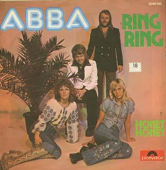 Albumcover Abba - Ring Ring / Honey Honey