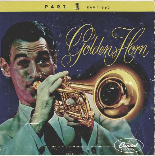 Albumcover Ray Anthony - Golden Horn Part 1 (EP)