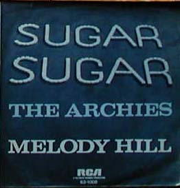 Albumcover The Archies - Sugar Sugar  / Melody Hill
