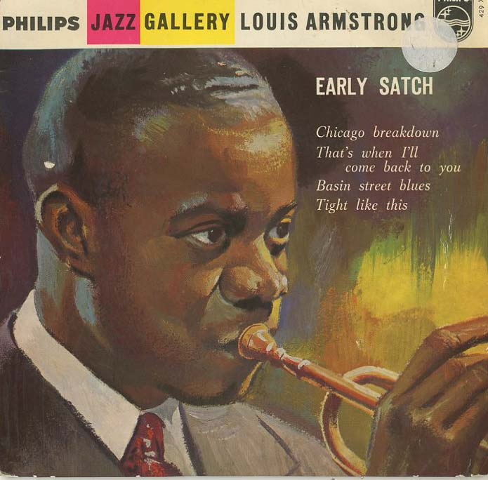 Albumcover Louis Armstrong - Early Satch (EP)
