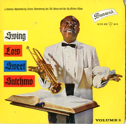 Albumcover Louis Armstrong - Swing Low Sweet Satchmo (EP)
