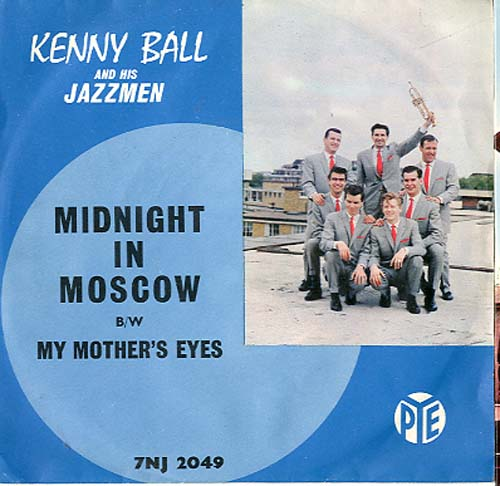 Albumcover Kenny Ball and his Jazzmen - Midnight in Moscow / My Mothers Eyes
