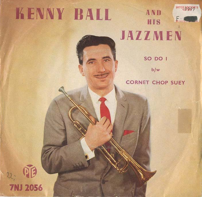 Albumcover Kenny Ball and his Jazzmen - So Do I / Cornet Chop Suey