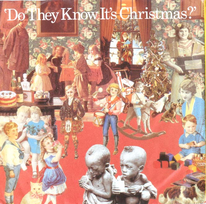 Albumcover Band Aid - Do They Know Its Christmas  / Feed The World